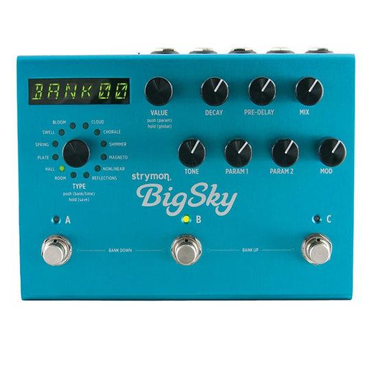 STRYMON BigSky Reverb