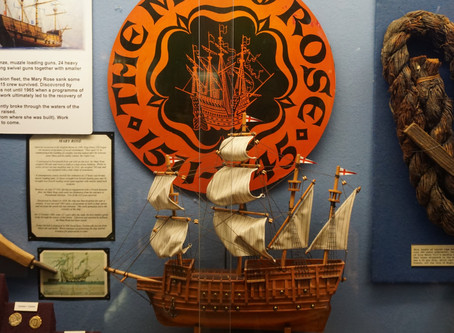 Top Ten Mary Rose Facts