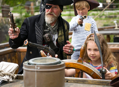 Summer of Seafaring Fun and Adventure Awaits  at Charlestown Harbour and Shipwreck Museum