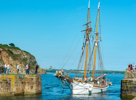 Charlestown's First Ever Classic Sail Festival