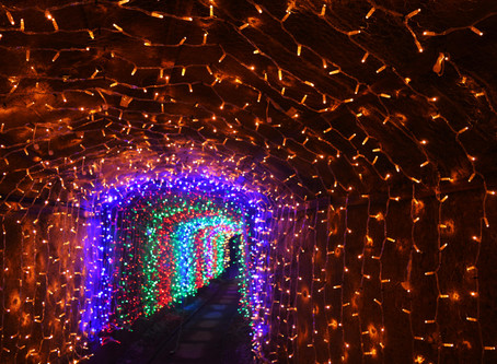 Twixmas Treasures at Charlestown's Tunnel of Lights