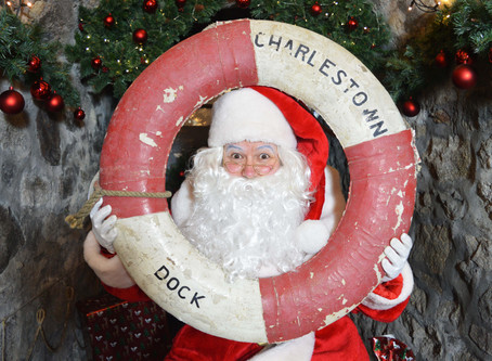Santa Claus is Coming to (Charles)Town
