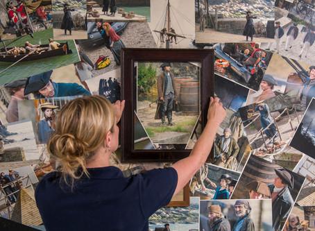 New Charlestown Exhibition goes behind the scenes of Poldark