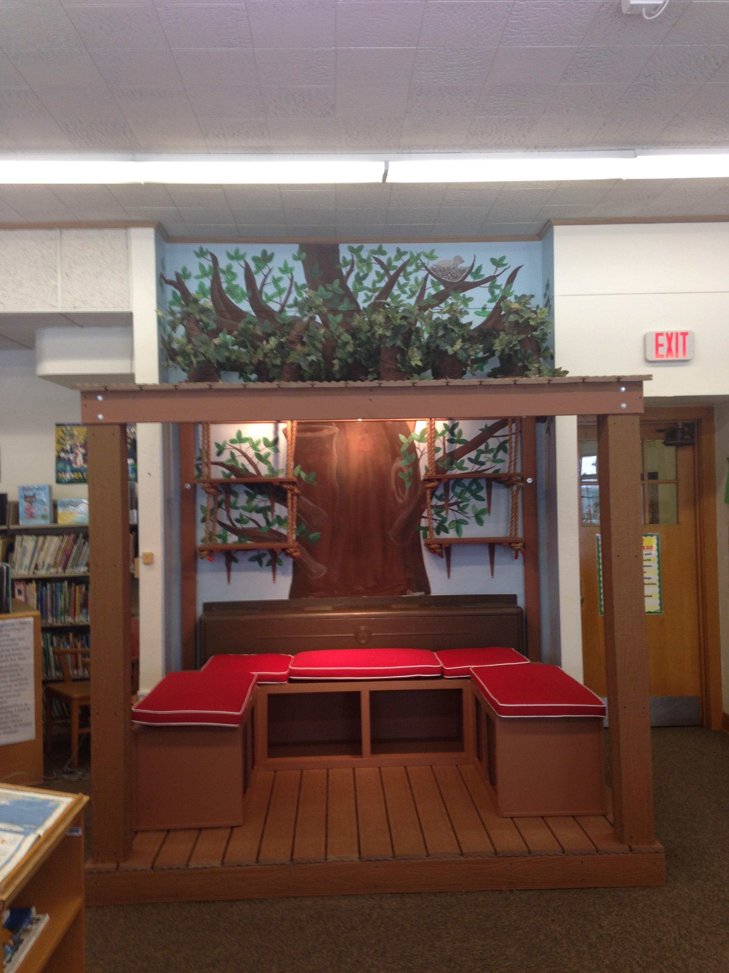 Library Treehouse