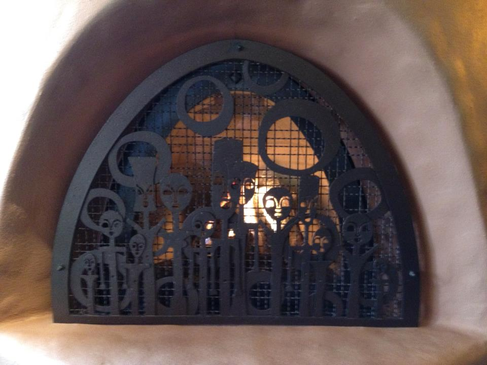 Walt Disney Fireplace