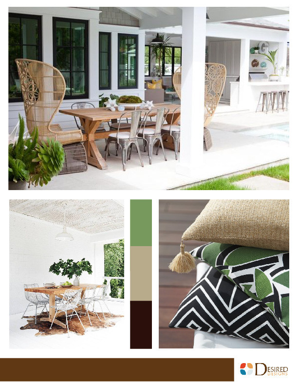 Eclectic Summer Refresh