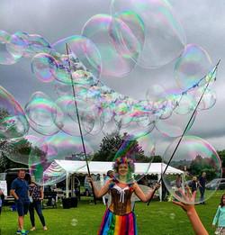 Bubble fairy
