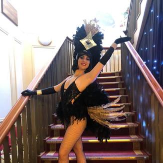 Black&Gold Showgirl