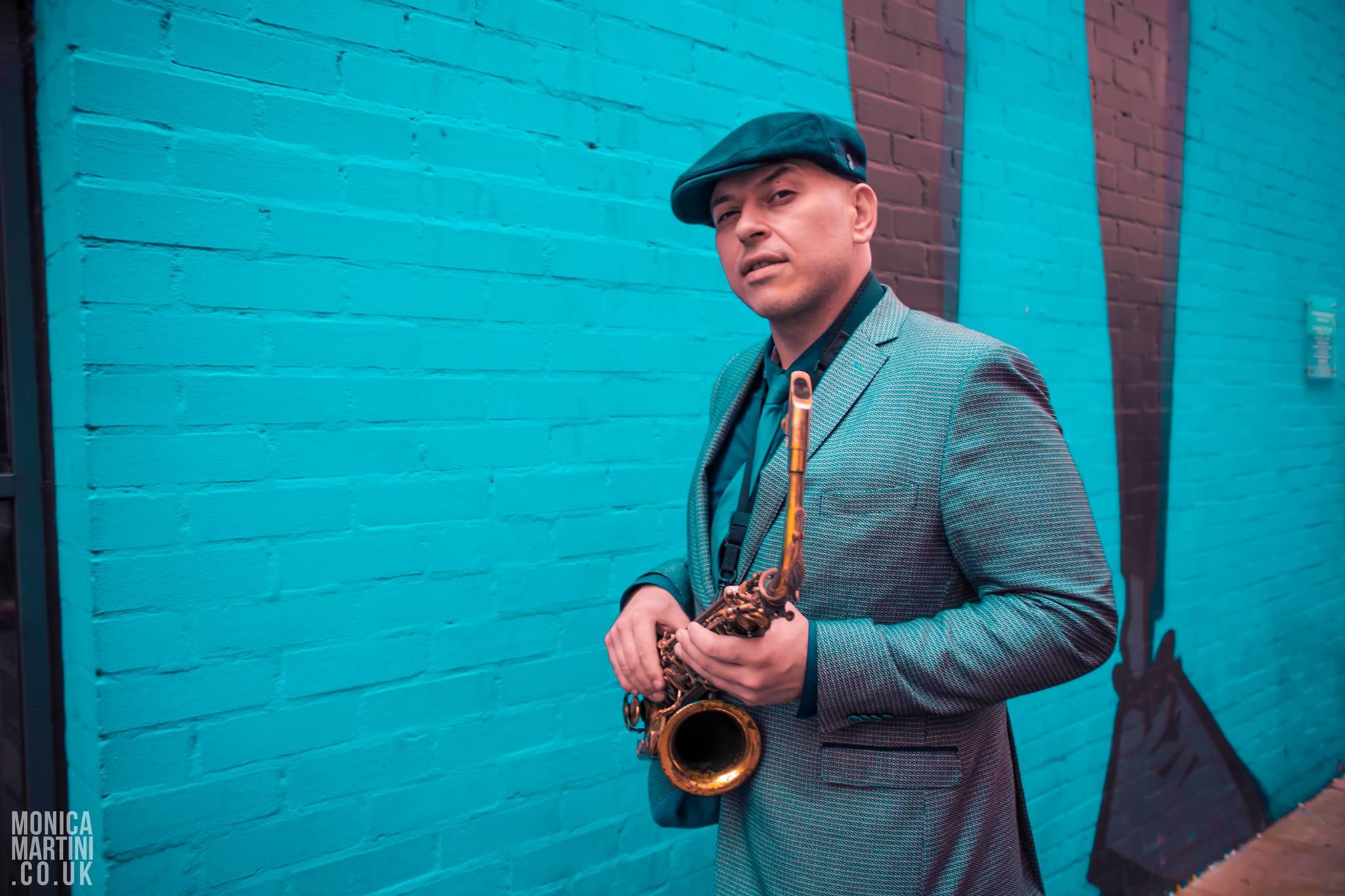 Incredible Saxophonist