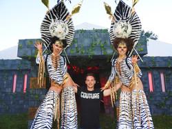 Zoo Party Animal Stiltwalkers