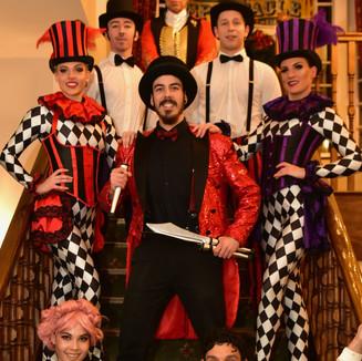 Harlequin Circus