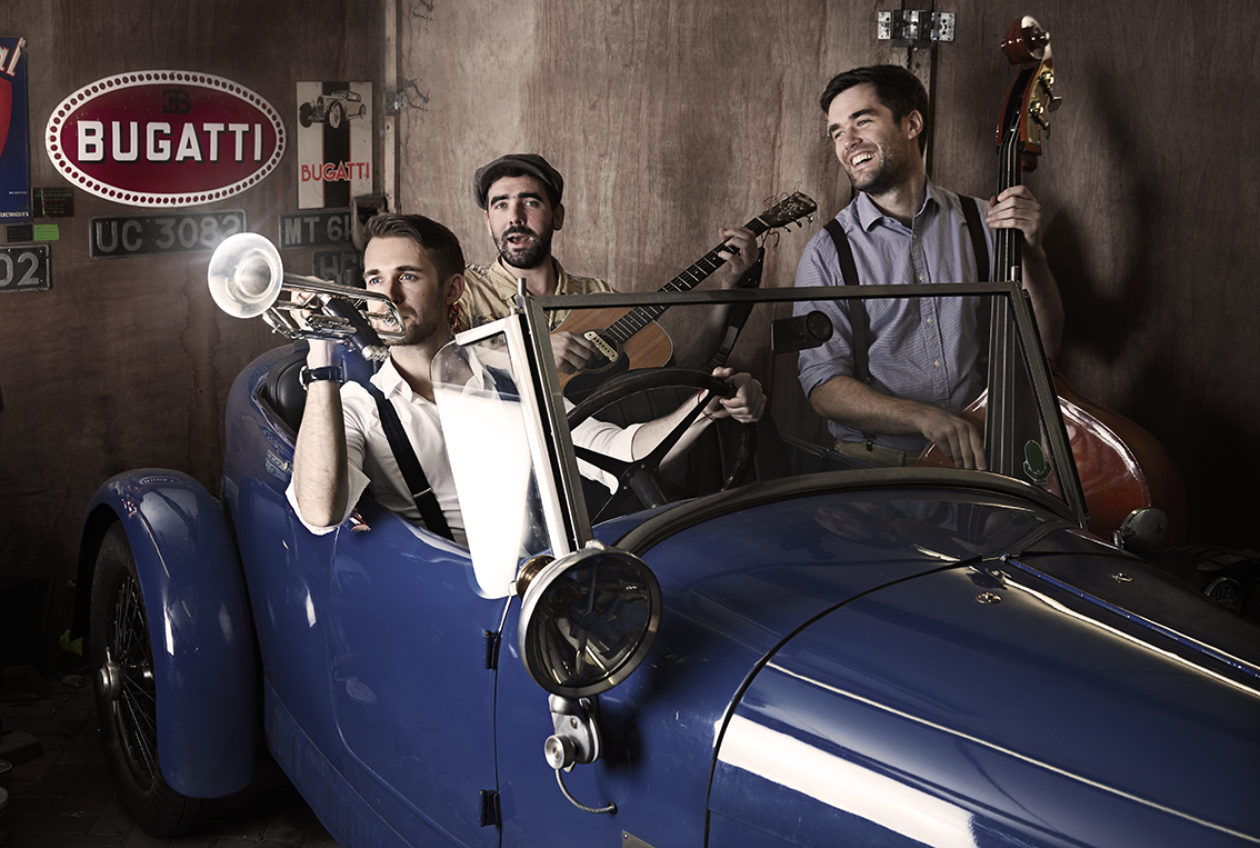 MarkPerry Swing Trio Car Med Quaility