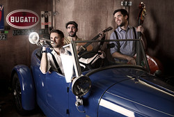 MarkPerry Swing Trio Car Med Quaility