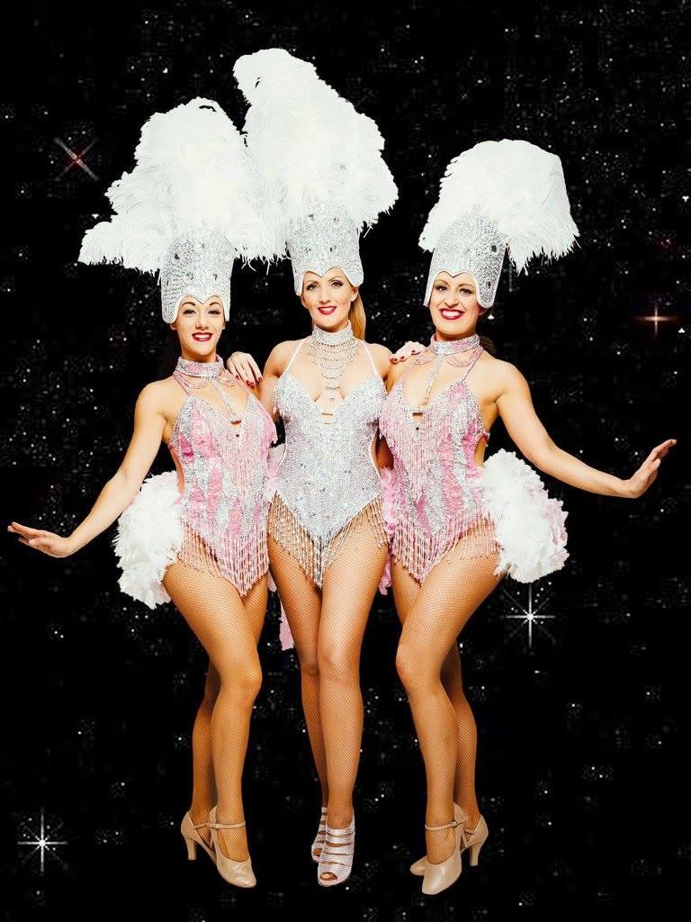 Fabulous Showgirl Cabaret Show
