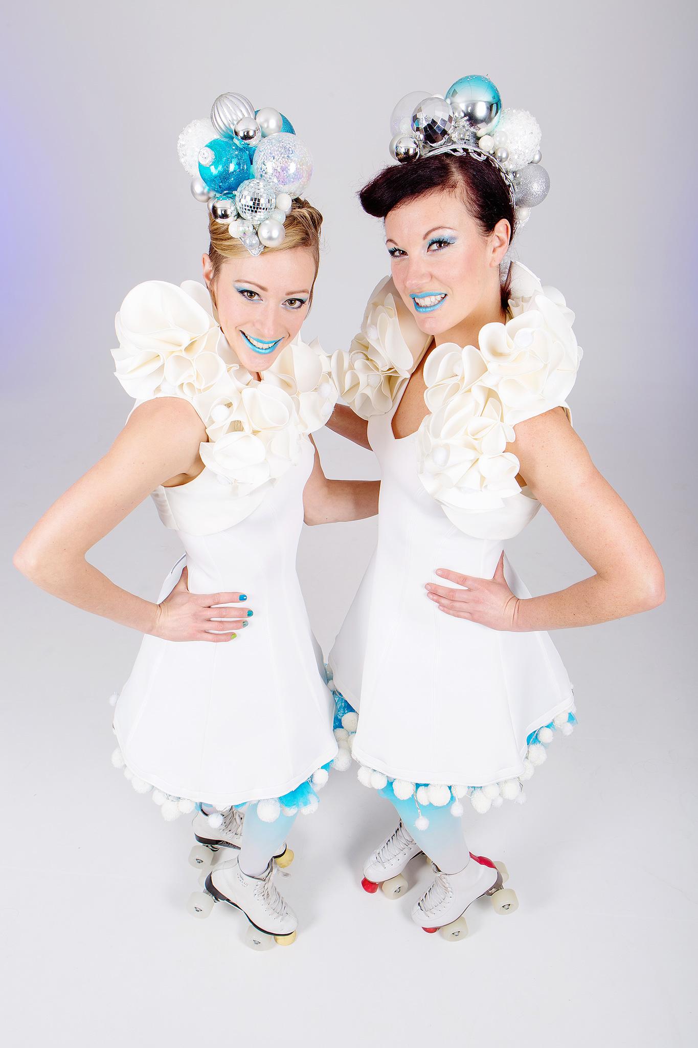 White Rollergirls 1