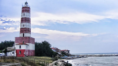 Shabla and The Lighthouse