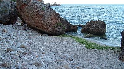 Yailata Beach, Kamen Bryag