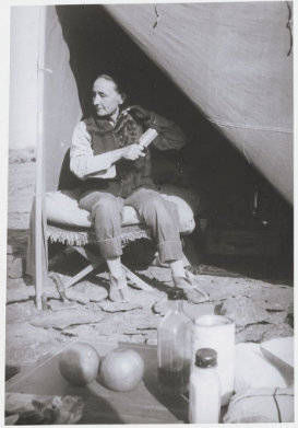 Photo by Maria Chabot, courtesy Georgia O'Keeffe Museum