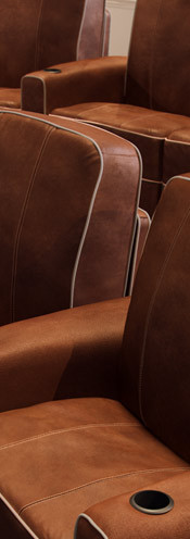 Salamander Designs Home Theater Seating - Isabella