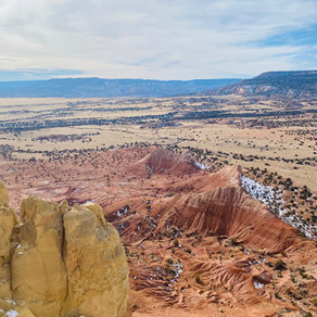 A Visit to O'Keeffe's Ghost Ranch Home