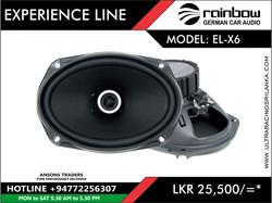 Rainbow Price EL-X69