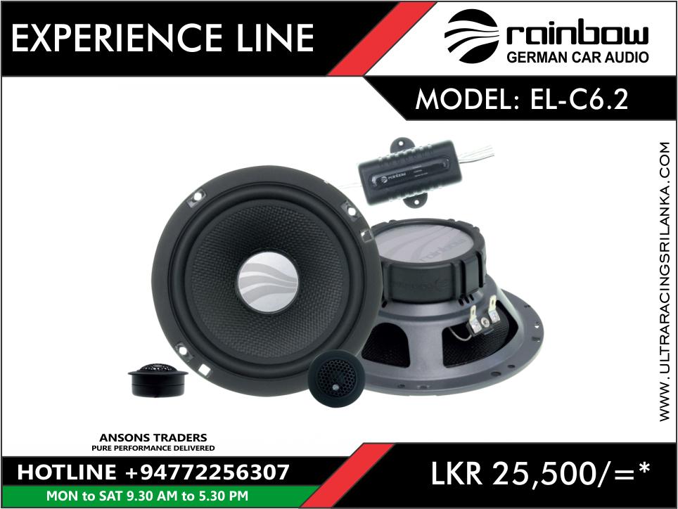 Rainbow Price EL-C6.2