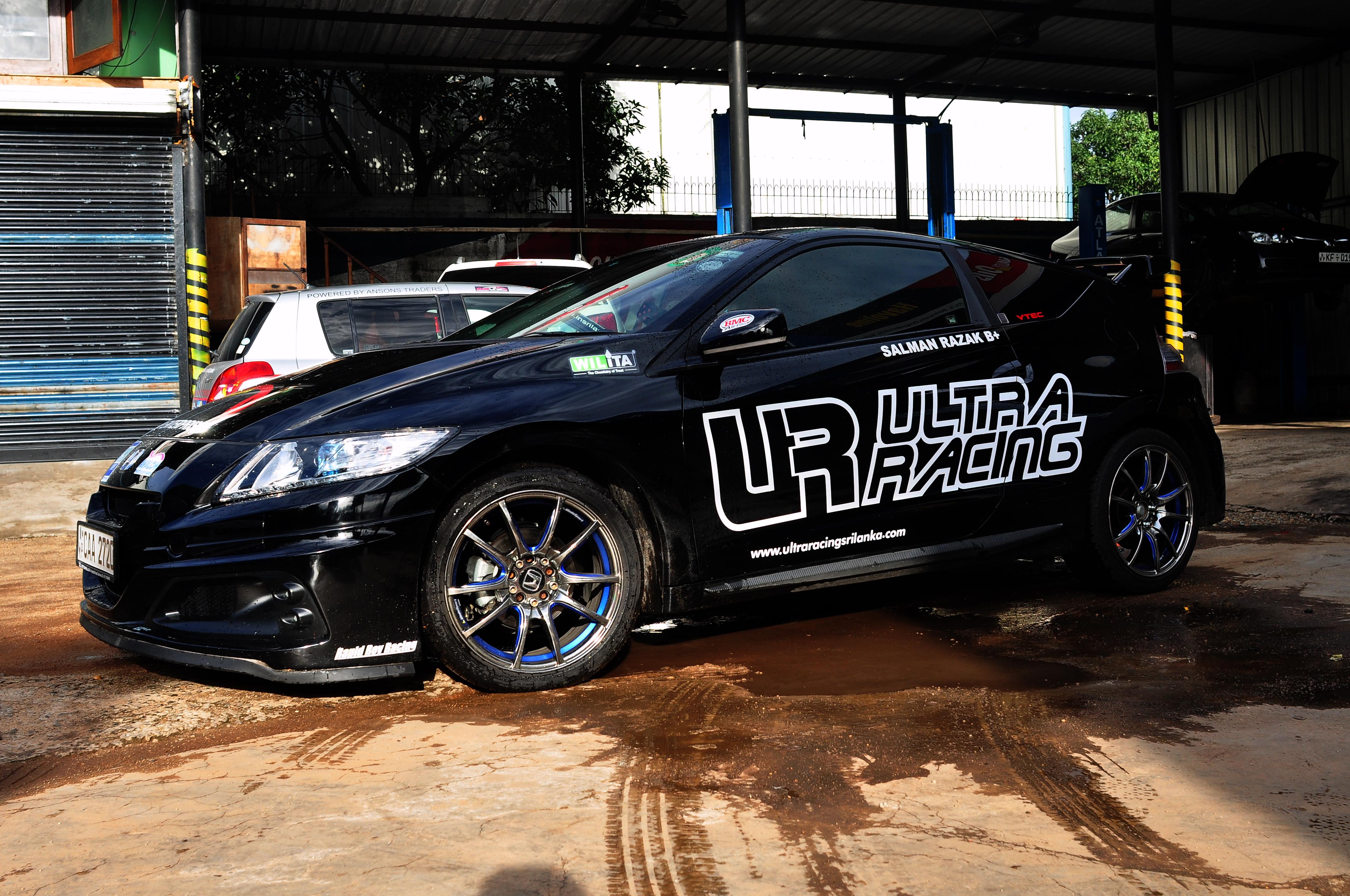 Ultra Racing Sri Lanka / Ansons Traders - Pure Performance