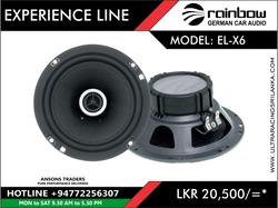 Rainbow Price EL-X6