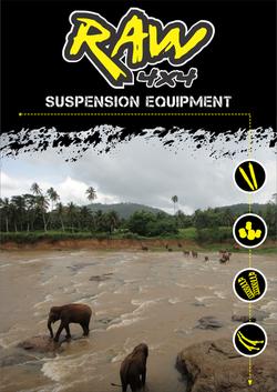Raw 4x4 Sri Lanka Predator Advertisement Page 1.png