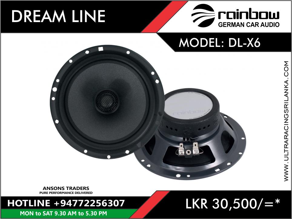 Rainbow Price DL-X6