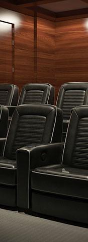 Salamander Designs Home Theater Seating - Lilliana