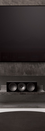 KEF R Series HOME THEATRE