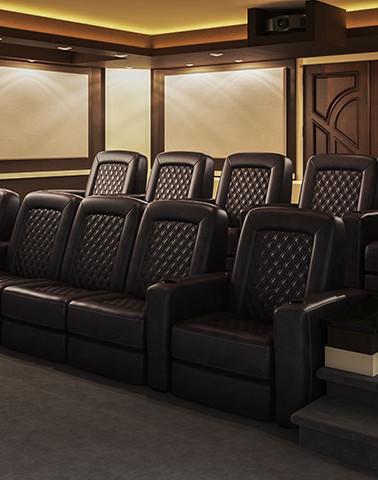 Salamander Designs Home Theater Seating - Luca