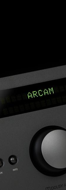 ARCAM - FMJ Home Cinema Series