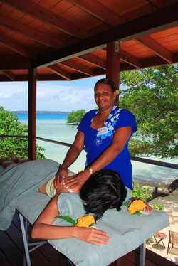 Massage Therapy by the Sea