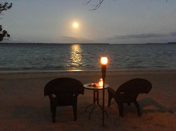 Romantic Dinners, moonlight, firelig