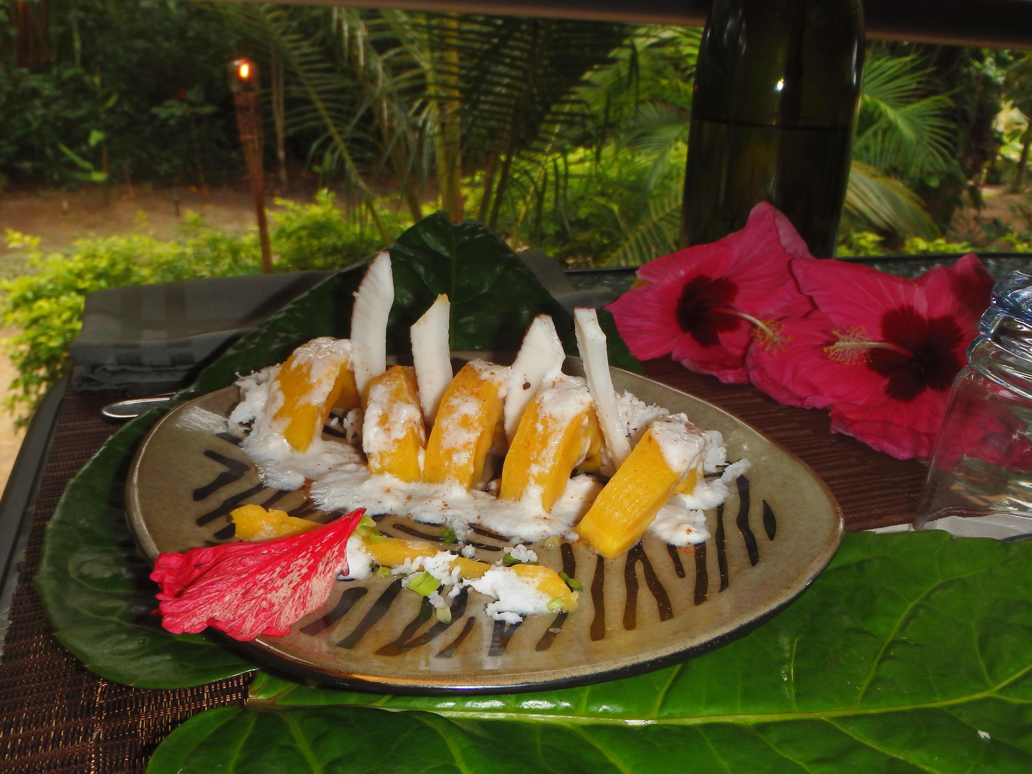 Island Delights, Resort Restaurant