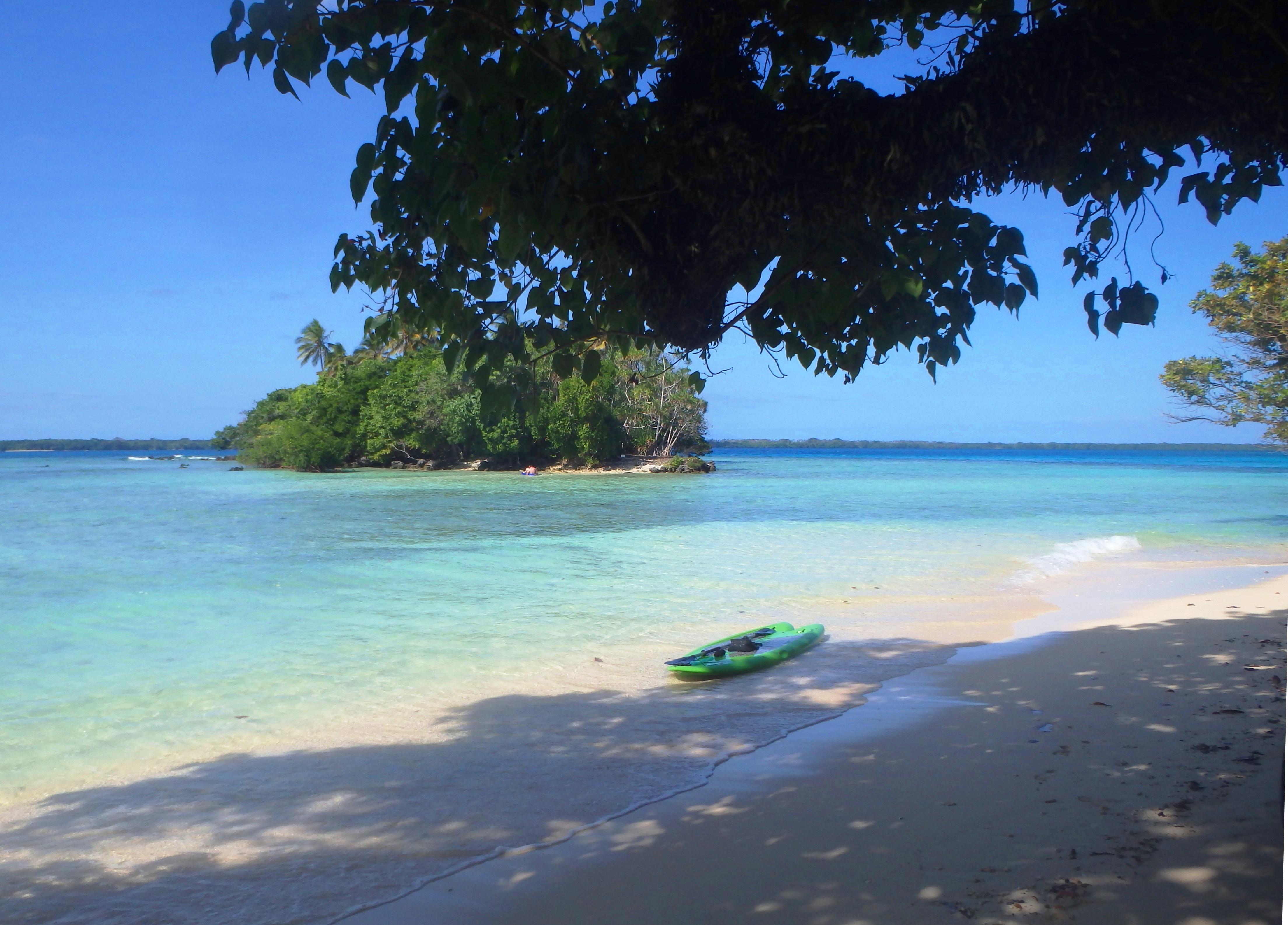 Sunrise Private Island