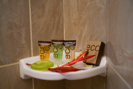 Spa-luxury Eco-amenities (from Canada)