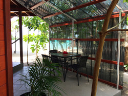 Private Dining Terrace, The Hibiscus