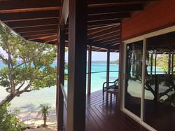Panoramic Views, The Frangipani