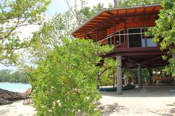 The Frangipani Beach Cabana