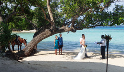 Island Weddings on the Beach