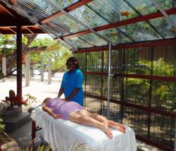 Massage at Tiare Beach Cabana
