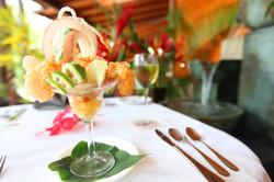 Chef Rachel's Coconut Prawn Special