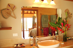 The Frangipani Bathroom Amenities