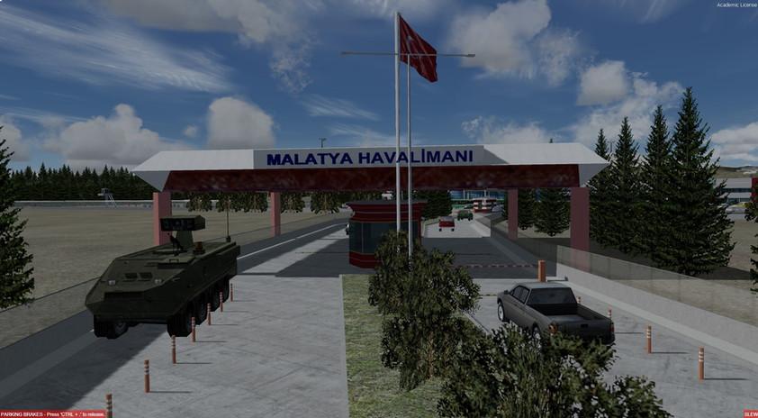 LTAT - Malatya Havalimanı / Airport