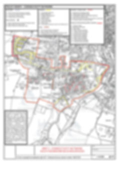 Map 3 - South-Newnham-Connectivity Netwo