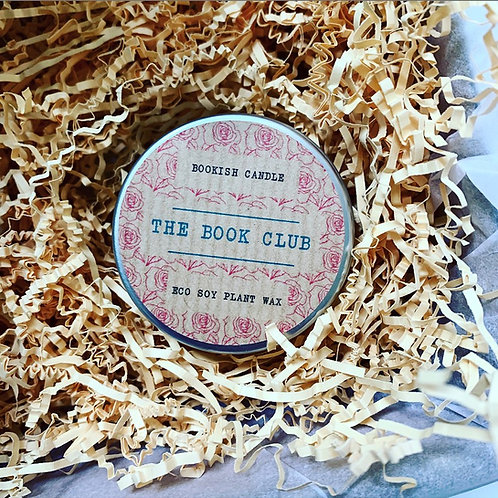 Bookish Candle by Pret a Geek