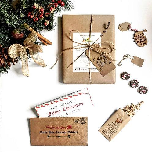 Children's Christmas Tasting Box - 'One Christmas Wish'